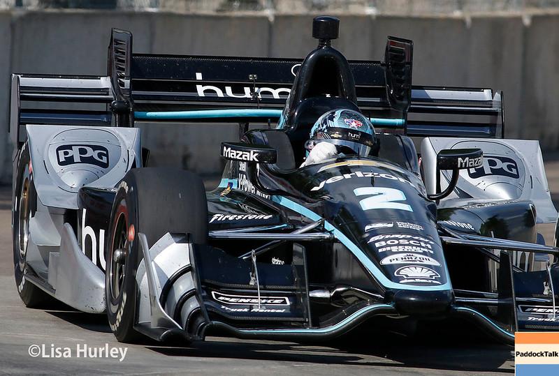 June 3-4: Josef Newgarden at the Chevrolet Detroit Grand Prix Presented by Lear.