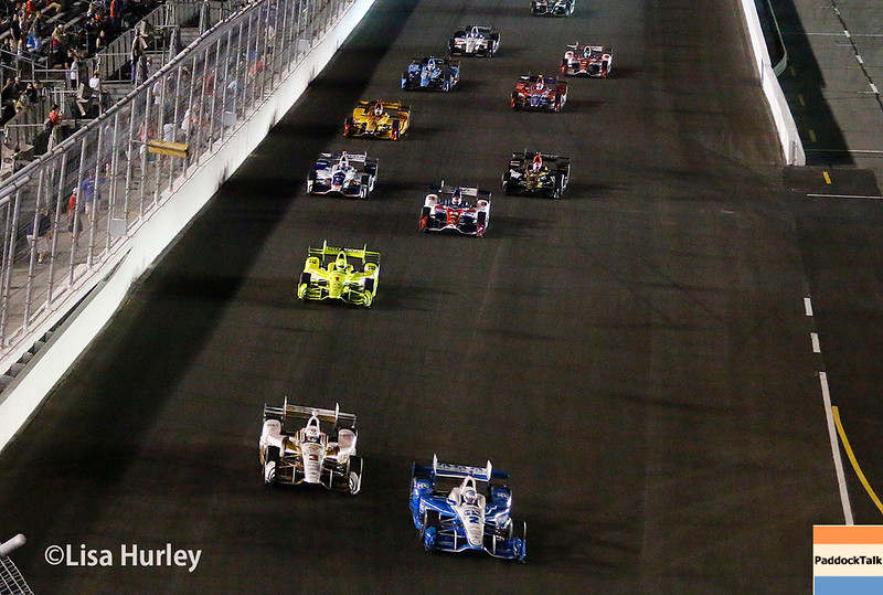 August 25-26: Track action at the Bommarito Automotive Group 500 at Gateway Motorsports Park.