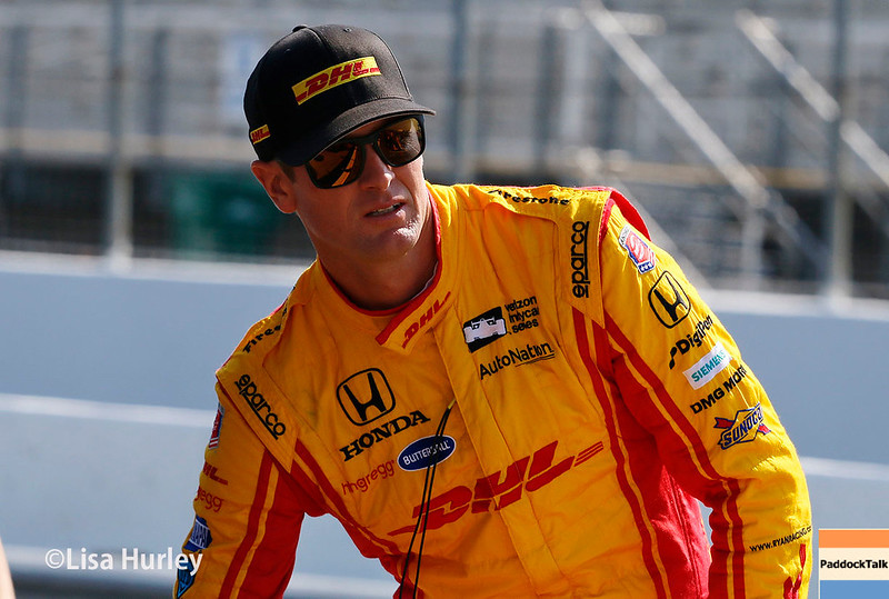 August 25-26: Ryan Hunter-Reay at the Bommarito Automotive Group 500 at Gateway Motorsports Park.
