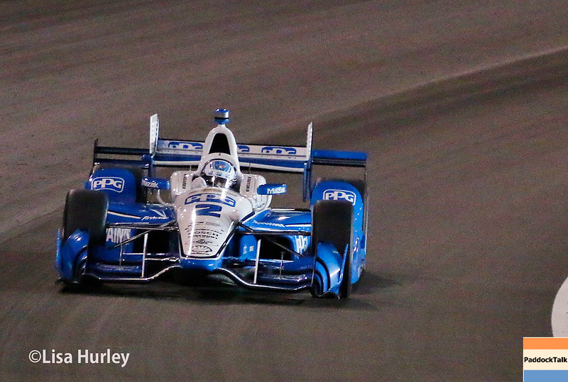 August 25-26: Josef Newgarden at the Bommarito Automotive Group 500 at Gateway Motorsports Park.