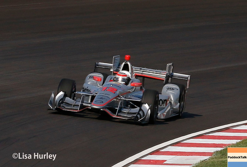 August 25-26: Will Power at the Bommarito Automotive Group 500 at Gateway Motorsports Park.