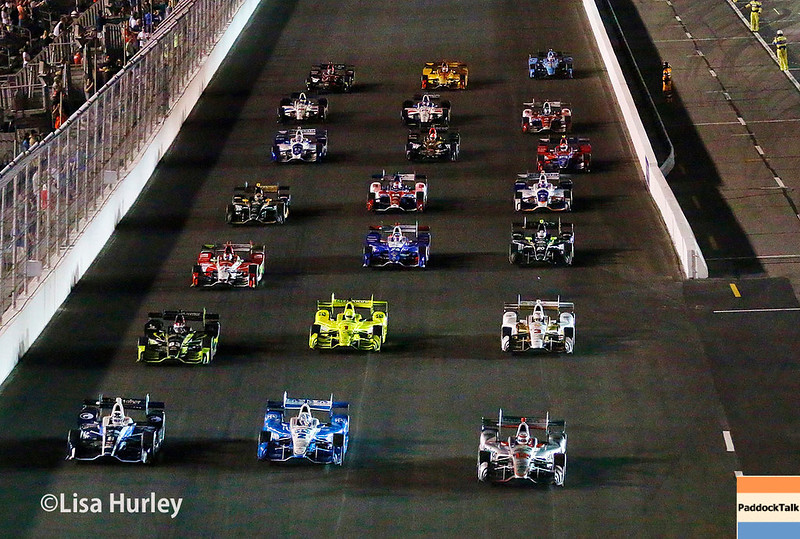 August 25-26: Row of three tribute to the Indy 500 at the Bommarito Automotive Group 500 at Gateway Motorsports Park.