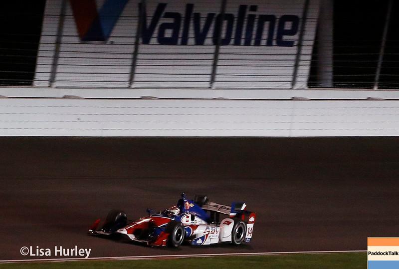 August 25-26: Carlos Munoz at the Bommarito Automotive Group 500 at Gateway Motorsports Park.