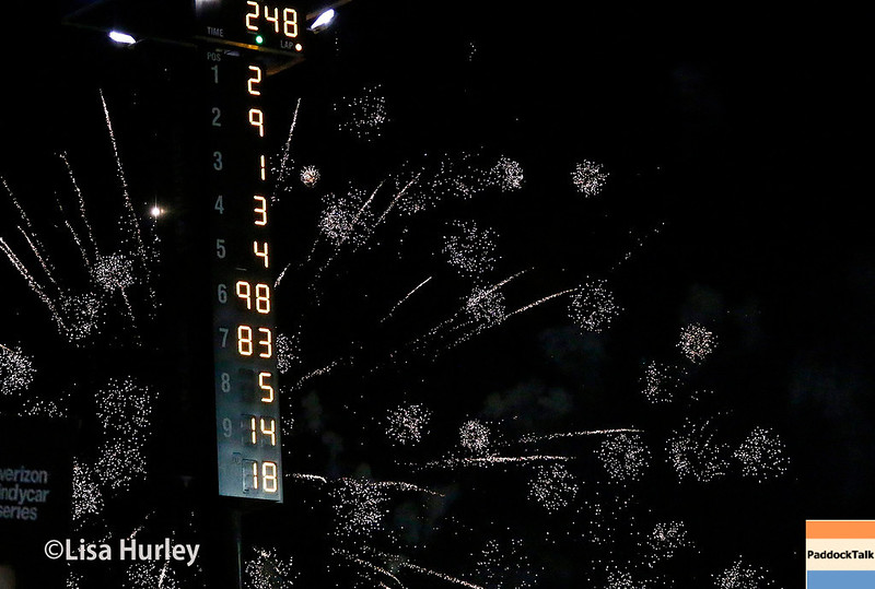 August 25-26: Fireworks after the Bommarito Automotive Group 500 at Gateway Motorsports Park.