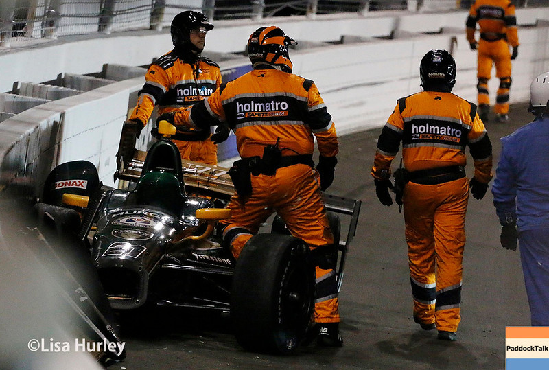 August 25-26: The Holmatro Safety Crew at the Bommarito Automotive Group 500 at Gateway Motorsports Park.