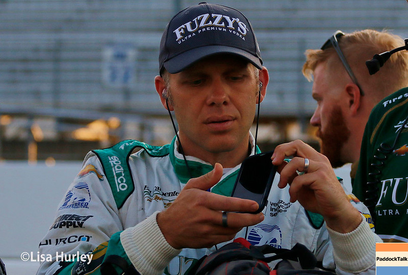 August 25-26: Ed Carpenter at the Bommarito Automotive Group 500 at Gateway Motorsports Park.