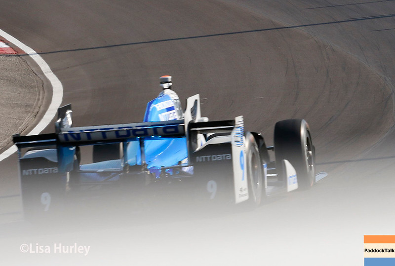 August 25-26: Scott Dixon at the Bommarito Automotive Group 500 at Gateway Motorsports Park.