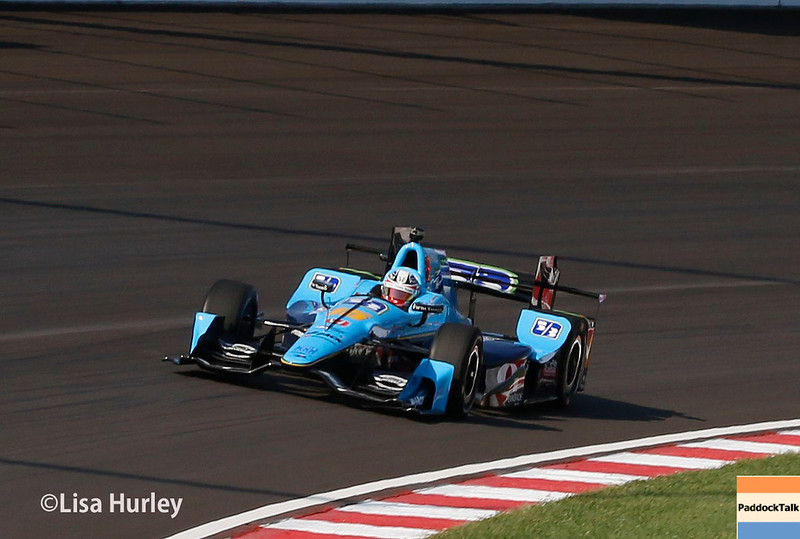 August 25-26: Graham Rahal at the Bommarito Automotive Group 500 at Gateway Motorsports Park.