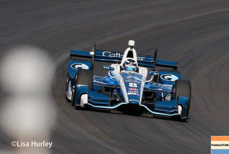 August 25-26: Max Chilton at the Bommarito Automotive Group 500 at Gateway Motorsports Park.