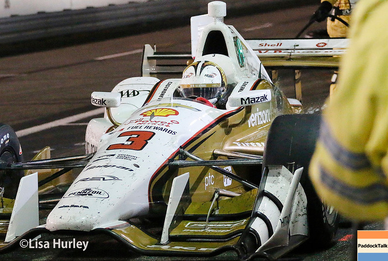 August 25-26: Helio Castroneves at the Bommarito Automotive Group 500 at Gateway Motorsports Park.