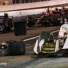 August 25-26: Pit action at the Bommarito Automotive Group 500 at Gateway Motorsports Park.