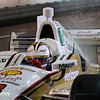 August 25-26: Helio Castroneves' pit stop at the Bommarito Automotive Group 500 at Gateway Motorsports Park.