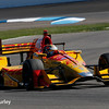 May 13: Ryan Hunter-Reay at the Grand Prix of Indianapolis.