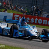 May 13: Marco Andretti at the Grand Prix of Indianapolis.