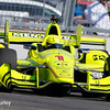 May 13: Simon Pagenaud at the Grand Prix of Indianapolis.