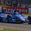 May 13: Scott Dixon at the Grand Prix of Indianapolis.