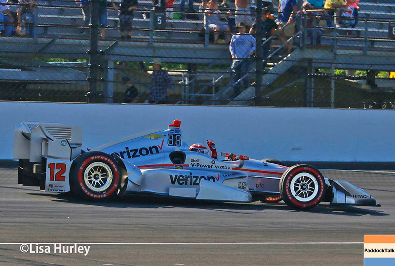 May 13: Will Power wins the Grand Prix of Indianapolis.