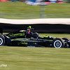 May 13: Juan Pablo Montoya at the Grand Prix of Indianapolis.