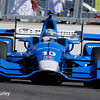 May 13: Tony Kanaan at the Grand Prix of Indianapolis.