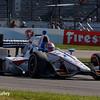 May 13: Ed Jones at the Grand Prix of Indianapolis.