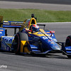 May 13: Alexander Rossi at the Grand Prix of Indianapolis.