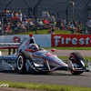 May 13: Will Power at the Grand Prix of Indianapolis.