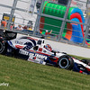 May 13: Graham Rahal at the Grand Prix of Indianapolis.