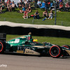 May 13: Spencer Pigot at the Grand Prix of Indianapolis.