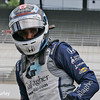 May 2017:  Max Chilton during practice for the 101st Running of the Indianapolis 500.