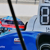 May 2017:  Takuma Sato during practice for the 101st Running of the Indianapolis 500.