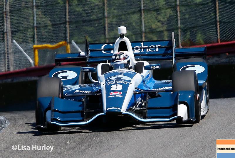 July 29-30: Max Chilton at the Honda Indy 200 at Mid-Ohio.