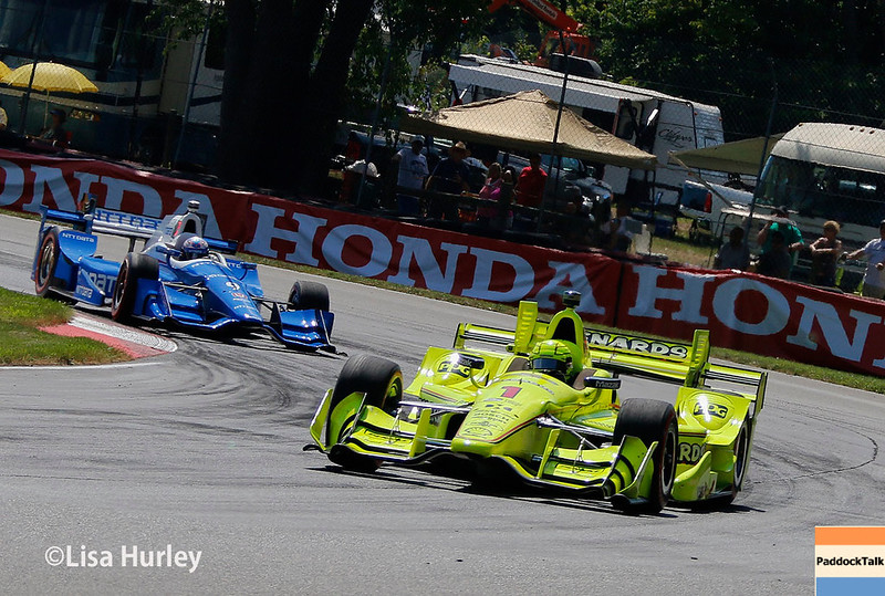 July 29-30: Track action at the Honda Indy 200 at Mid-Ohio.