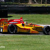 July 29-30: Ryan Hunter-Reay at the Honda Indy 200 at Mid-Ohio.