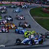 July 29-30: The start of the Honda Indy 200 at Mid-Ohio.