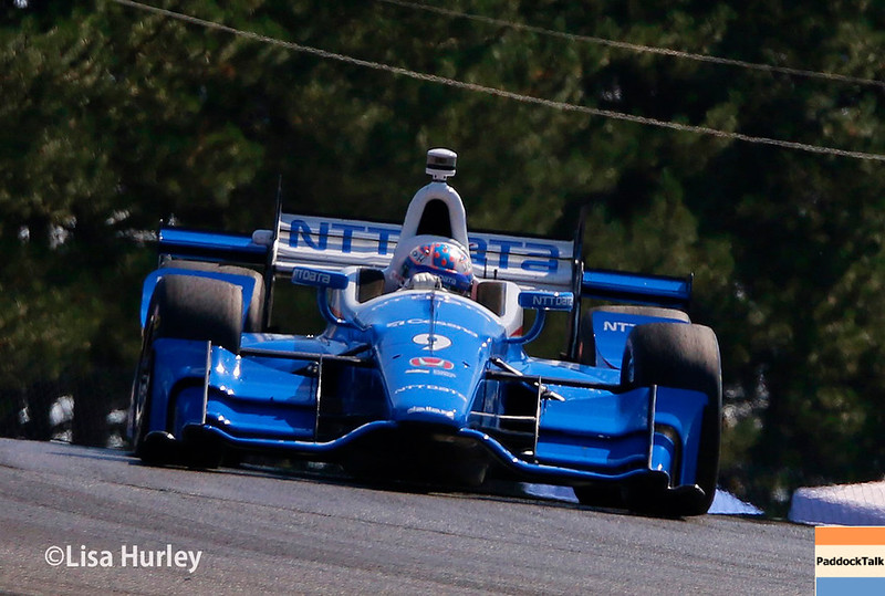 July 29-30: Scott Dixon at the Honda Indy 200 at Mid-Ohio.