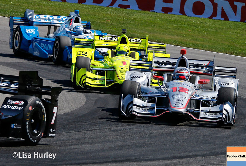 July 29-30:Track action at the Honda Indy 200 at Mid-Ohio.