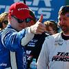 July 29-30: Josef Newgarden at the Honda Indy 200 at Mid-Ohio.