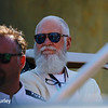 July 29-30: David Letterman at the Honda Indy 200 at Mid-Ohio.