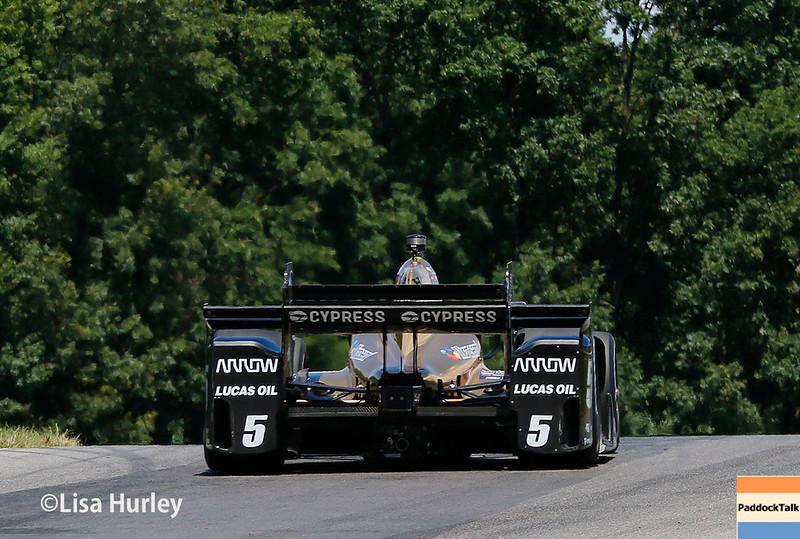 July 29-30: James Hinchcliffe at the Honda Indy 200 at Mid-Ohio.