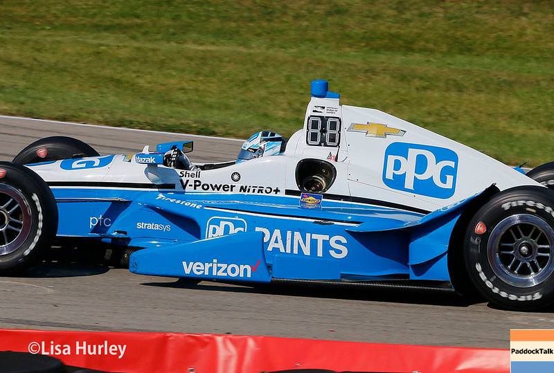 July 29-30: Josef Newgarden at the Honda Indy 200 at Mid-Ohio.