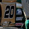 July 29-30: Spencer Pigot's car at the Honda Indy 200 at Mid-Ohio.