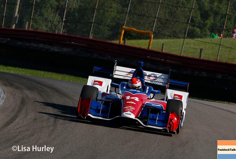 July 29-30: Carlos Munoz at the Honda Indy 200 at Mid-Ohio.