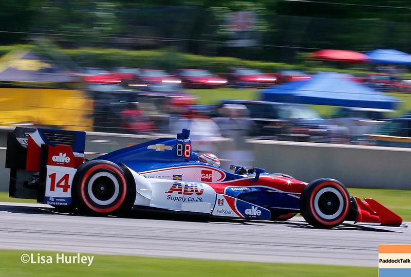 June 24-25: Carlos Munoz at the Kohler Grand Prix of Road America.