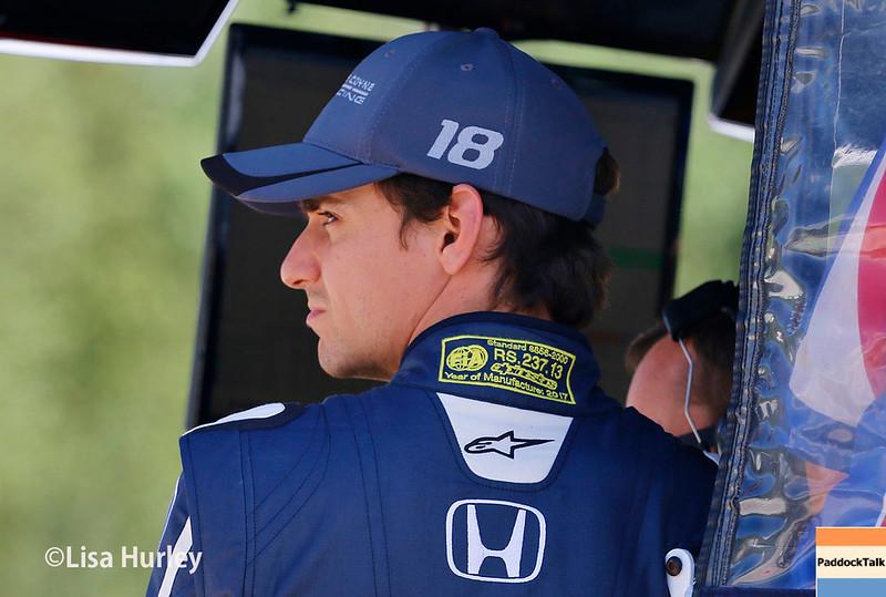 June 24-25: Esteban Gutierrez at the Kohler Grand Prix of Road America.
