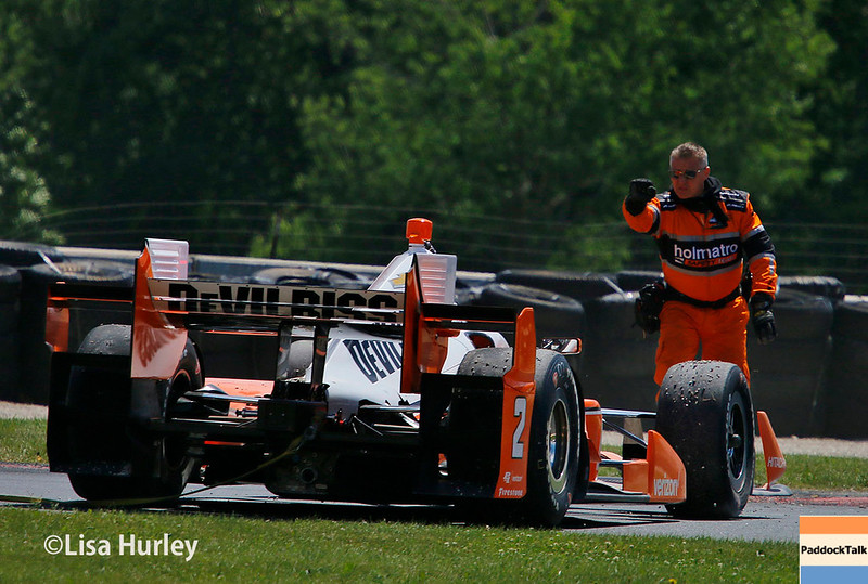 June 24-25: Josef Newgardenn at the Kohler Grand Prix of Road America.