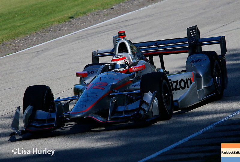June 24-25: Will Power at the Kohler Grand Prix of Road America.