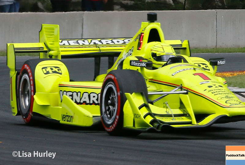June 24-25: Simon Pagenaud at the Kohler Grand Prix of Road America.