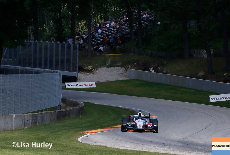 June 24-25: Ed Jones at the Kohler Grand Prix of Road America.