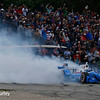 June 24-25: Scott Dixon wins the Kohler Grand Prix of Road America.