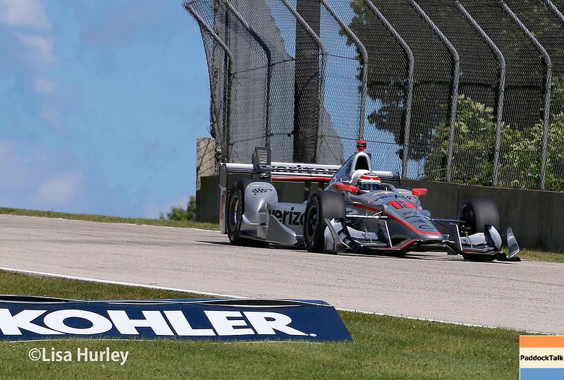 June 24-25: Will Power at the Kohler Grand Prix of Road America.